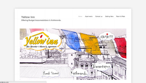 "<a href=""http://yellowinn.wordpress.com/"">Yellow Inn</a>"